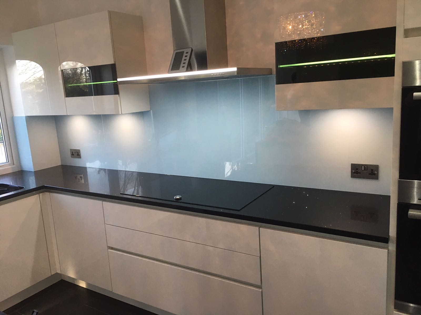 Backpainted Glass Suppliers Kent | Coloured Splashback Panels ...